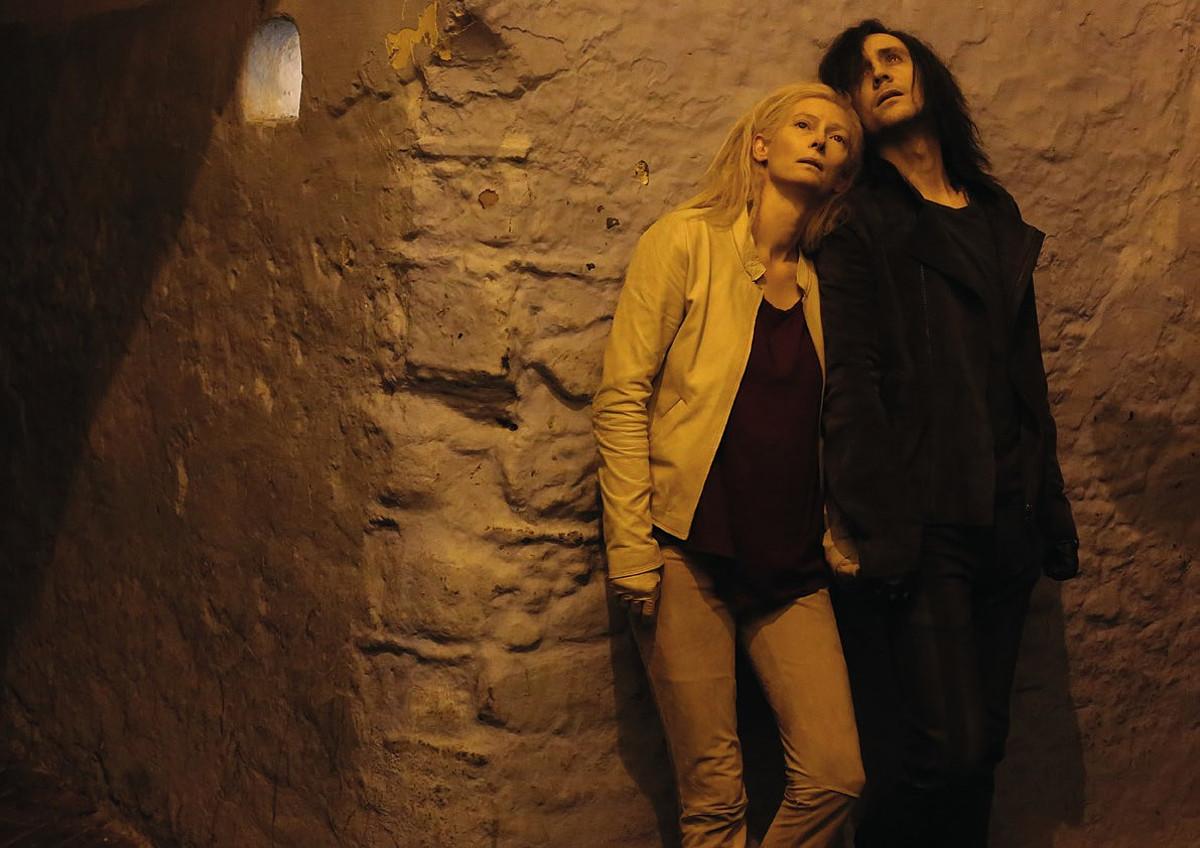 Jim Jarmuschen <em>Only Lovers Left Alive</em>. ©BERRIA