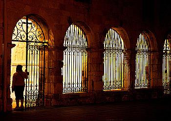 Armentiako basilikan abian jarriko gara, Abendaño eta Zapardiel errekak ezagutzearen kariaz. / JOSEAN GIL-GARCIA