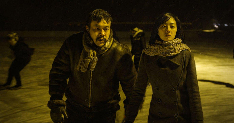 Diao Yinanek irabazi du Urrezko Hartza <em>Bai ri yan huo</em> filmarekin. ©Z / EZEZAGUNA