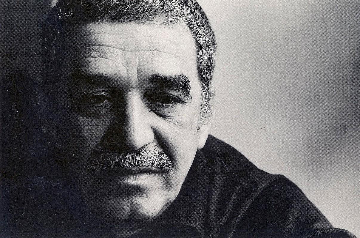 Gabriel Garcia Marquez, 1982ko irudi batean. ©BERRIA