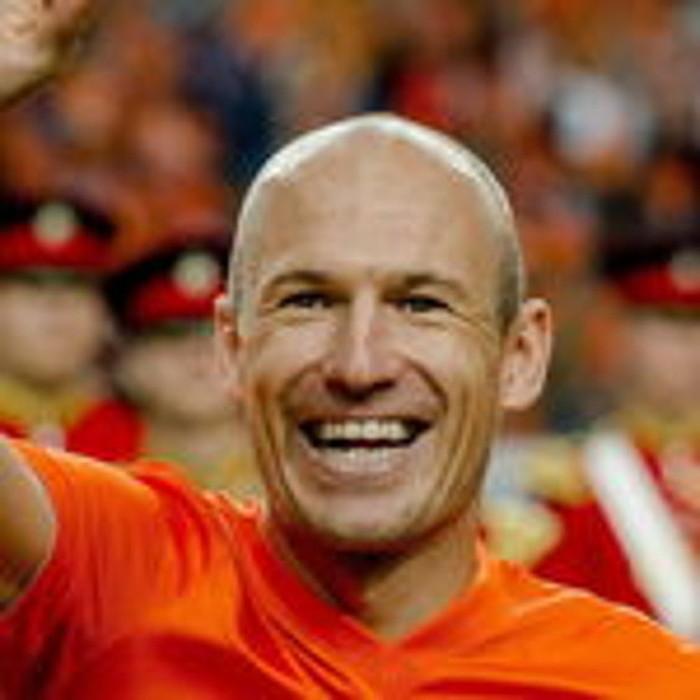 Arjen Robben / ROBIN VAN LONKHUIJSEN / EFE