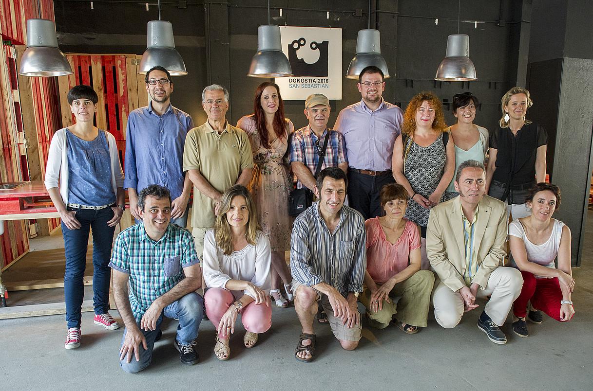 Artejiran 50 artistak baino gehiagok parte hartuko dute. ©GORKA RUBIO / ARGAZKI PRESS