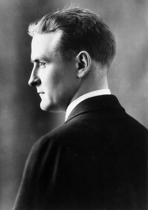 Francis Scott Fitzgerald idazlea.