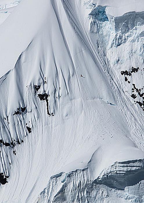 Timeline Missions proiektuarekin Antartikara egindako bidaia. / TERO REPO