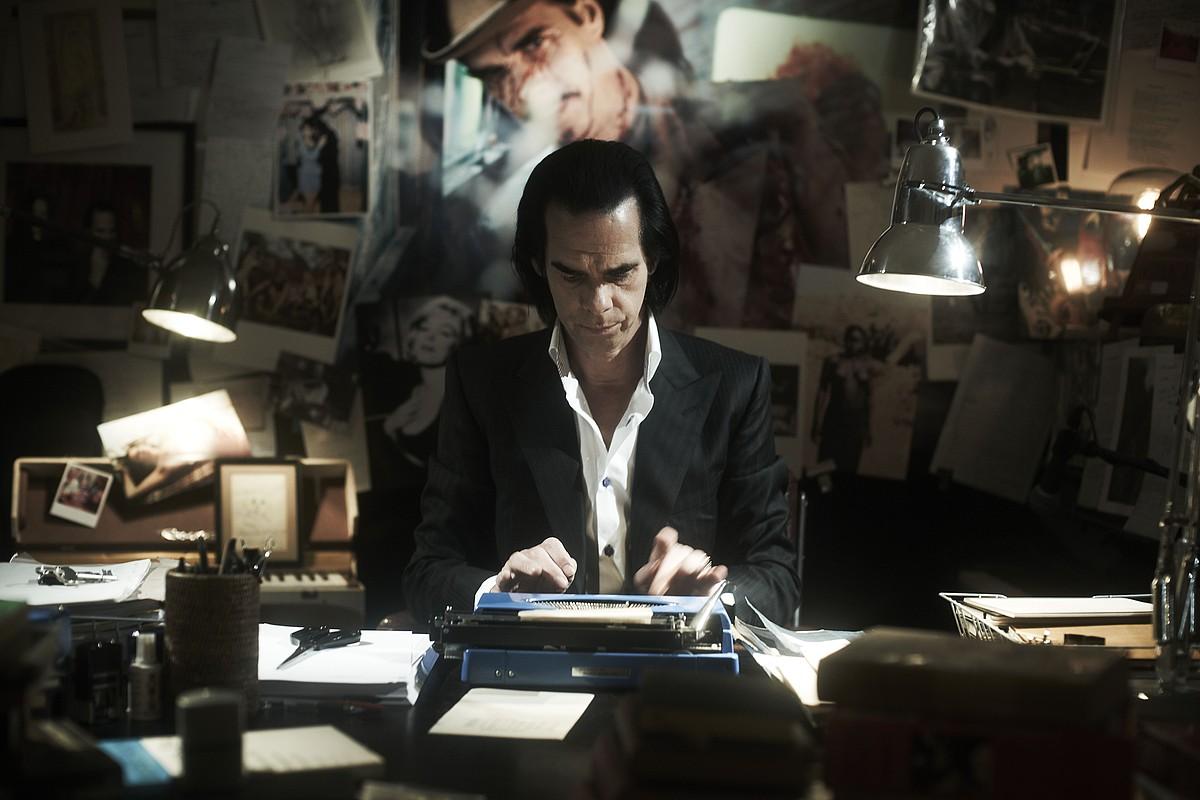 Zinemaldiko Perlak sailean ikusi ahal izango da <em>20.000 Days on Earth</em>: Nick Cave musikariaren fikziozko egun bat kontatzen du filmak.</em> ©DONOSTIAKO ZINEMALDIA