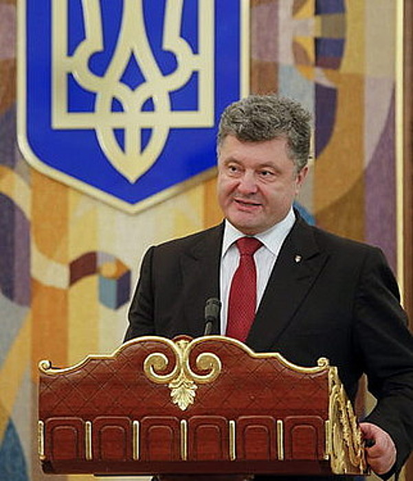 Petro Poroxenko.