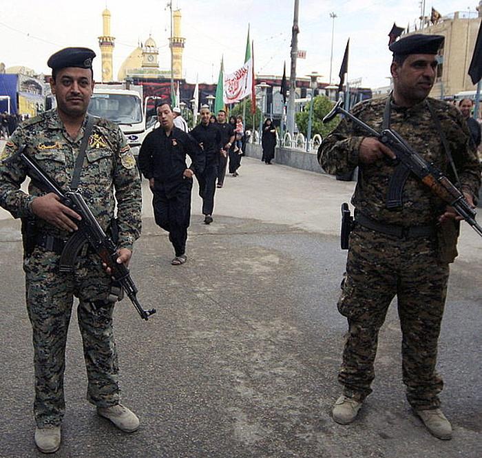 Islamaren Axura jaia dela eta, zaintza gogortu dute Iraken.