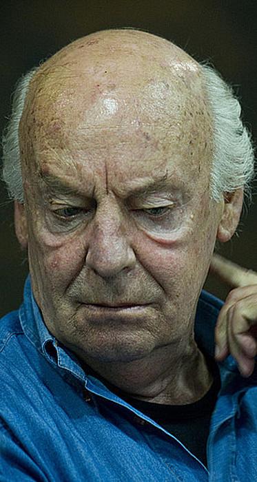 Eduardo Galeano. ©LUIS JAUREGIALTZO / EFE