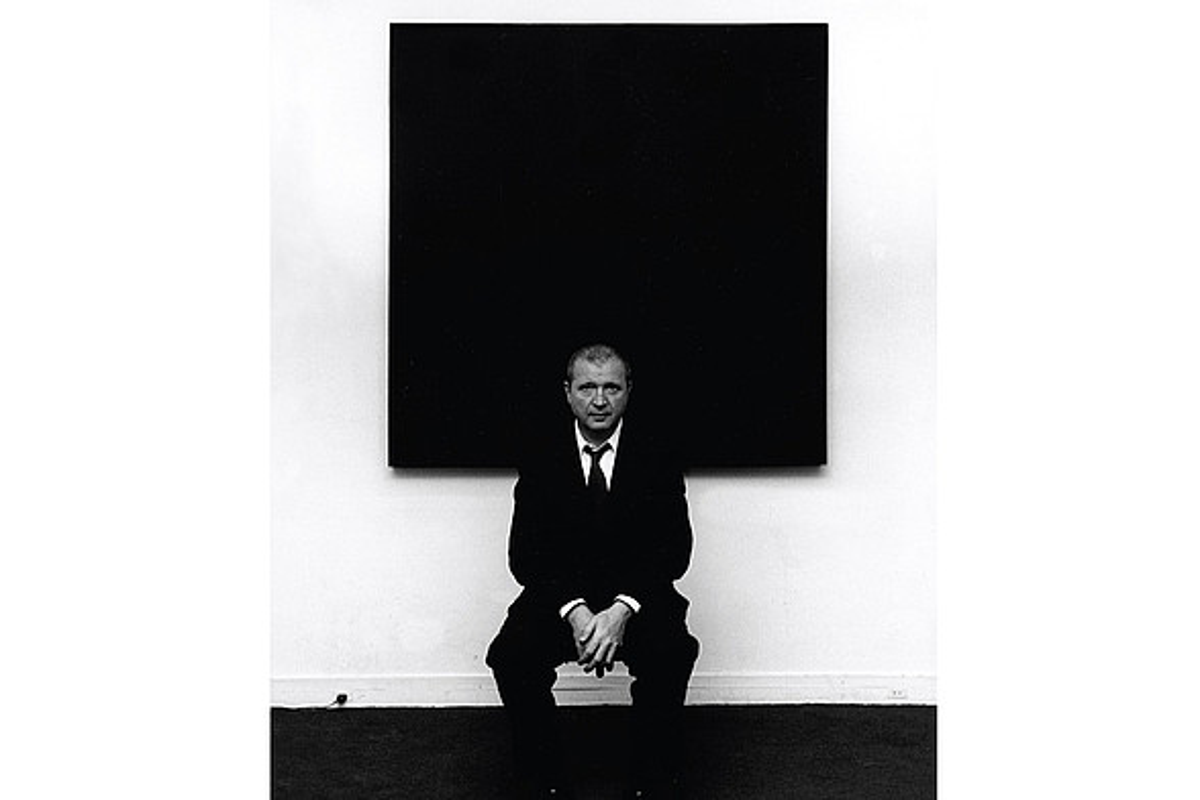 Ad Reinhardt. <em>Black Painting</em>', 1960. ©DAVID ZWIRNER BOOKS
