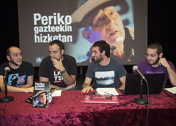 / MONIKA DEL VALLE / ARGAZKI PRESS