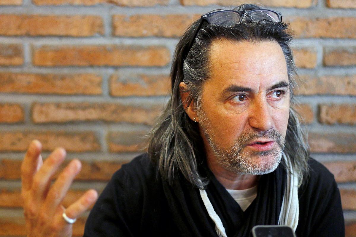 «Beharbada, Donostian ezin da arriskatu: betikoa egiten jarraitu behar da»