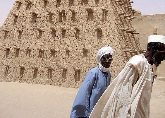 Bamijanetik Timbuktura