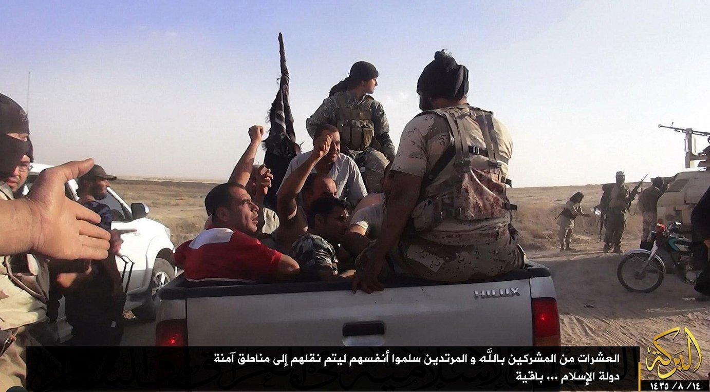 Estatu Islamikoa, jihad globala indartzeko bidean
