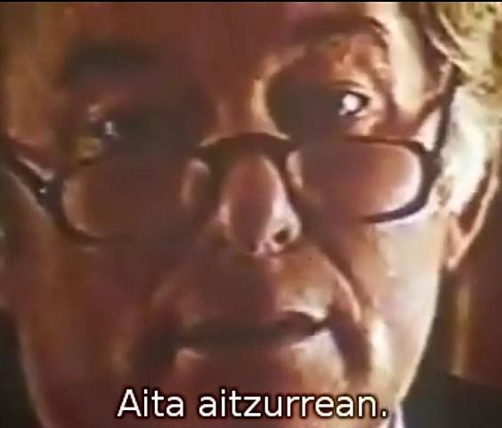 Iazko Literaturian poesia bideoak euskaratzeko EIZIEren tailerrean landutako filmetako irudi batzuk.