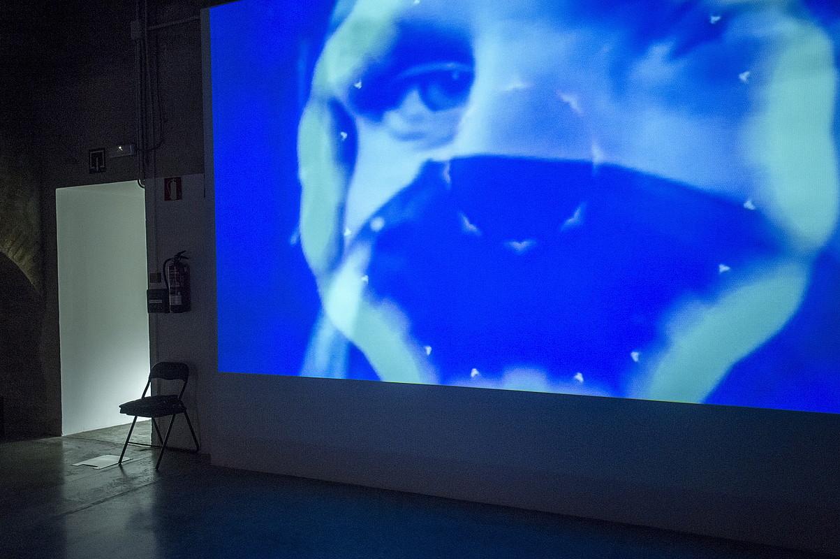 Miriam Isasi artistak Gasteizko Montehermoso Kulturunean zabalduko duen erakusketako irudi bat. ©JAIZKI FONTANEDA / ARP
