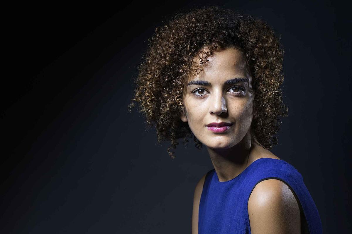 Leila Slimane idazle marokoarra. ©BERRIA