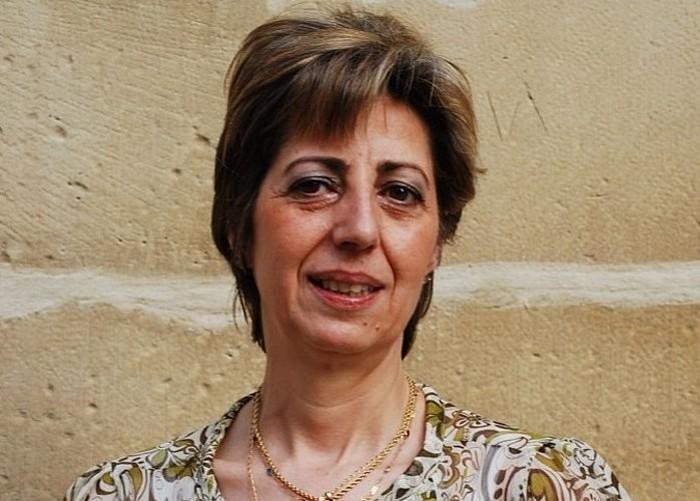 Yolanda Gonzalez, PSNkoa eta Vianako alkate berria.