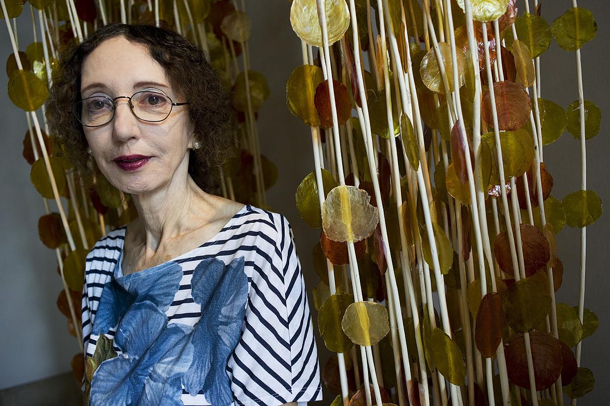 Joyce Carol Oates idazle estatubatuarrak jasoko du aurten Ja jaialdiaren saria. ©ORIOL CLAVERA