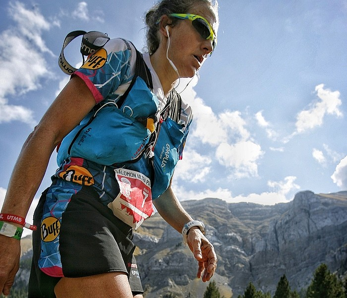 «Bizitzako helburua zen Mont Blanceko Ultratraila»