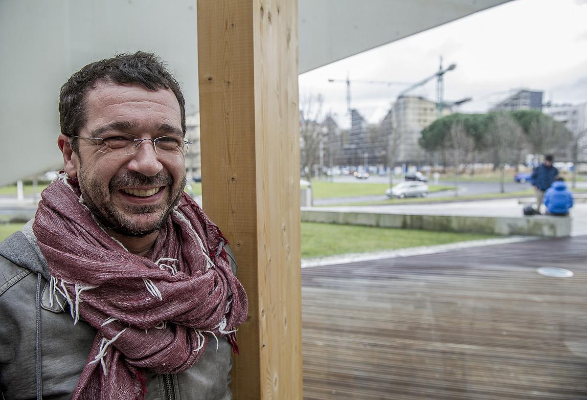 ©GORKA RUBIO / ARGAZKI PRESS