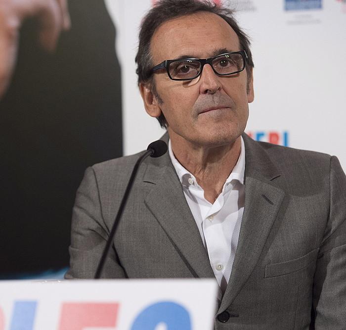 Irudian, Alberto Iglesias musikagilea. ©MONIKA DEL VALLE / ARGAZKI PRESS