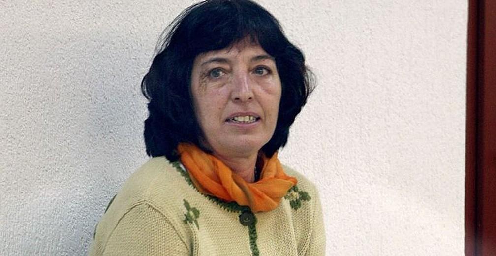 Belen Gonzalez, Espainiako Auzitegi Nazionalean. ©EFE
