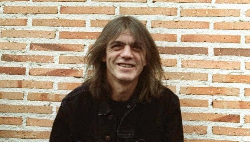 Malcolm Young, 2000ko hamarkada hasieran. ©BERRIA