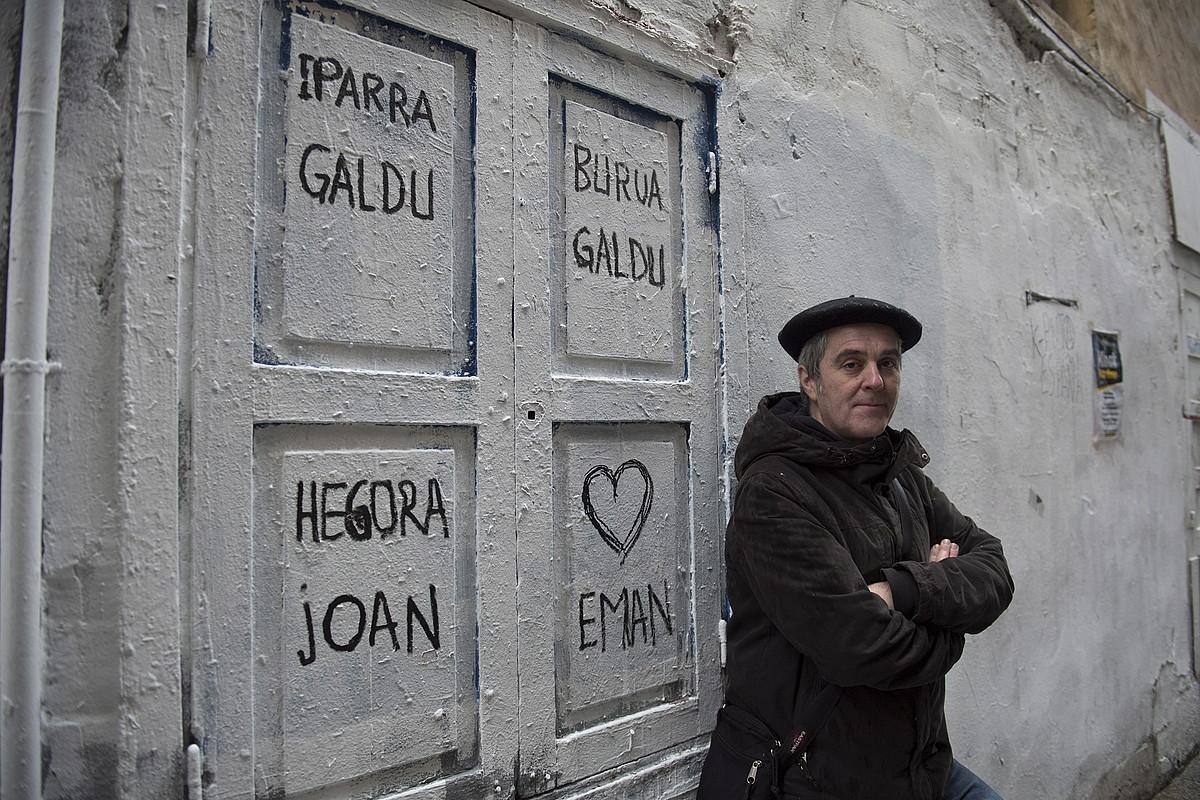 ©JUAN CARLOS RUIZ / ARGAZKI PRESS