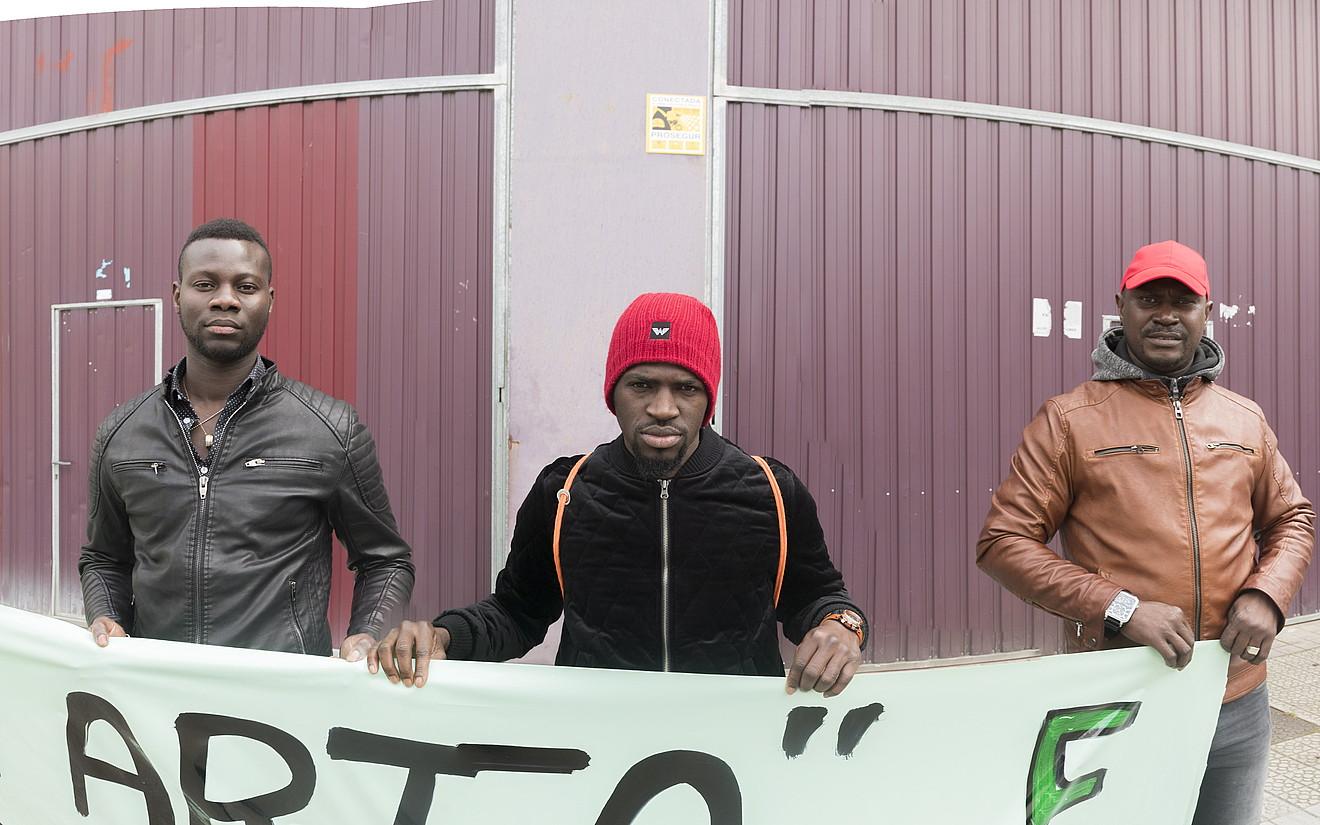 «Beldurra Afrikan utzi genuen»