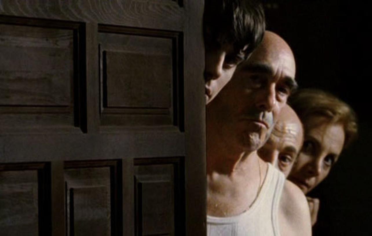 <em>Aupa Etxebeste!</em> filmeko fotograma bat. 2005. urtean estreinatu zuten lana, eta milaka ikusle joan ziren zinemara.