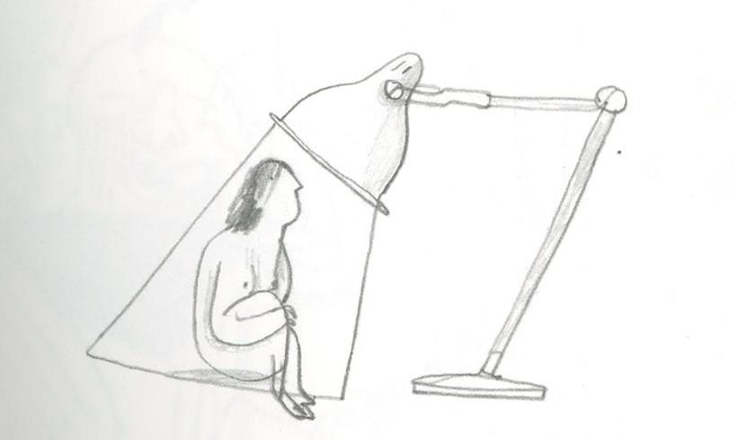 <em>Lohia</em> liburuko ilustrazioetako bat. ©MAITE MUTUBERRIA