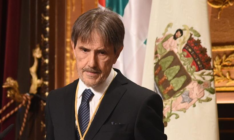 <b>Ramon Saizarbitoria. </b>Gipuzkoako Urrezko Domina (2016).