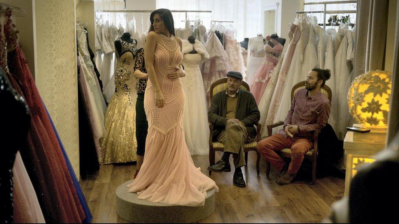 Ezkontza baten antolaketari buruzko filma da <em>Wajib</em>.