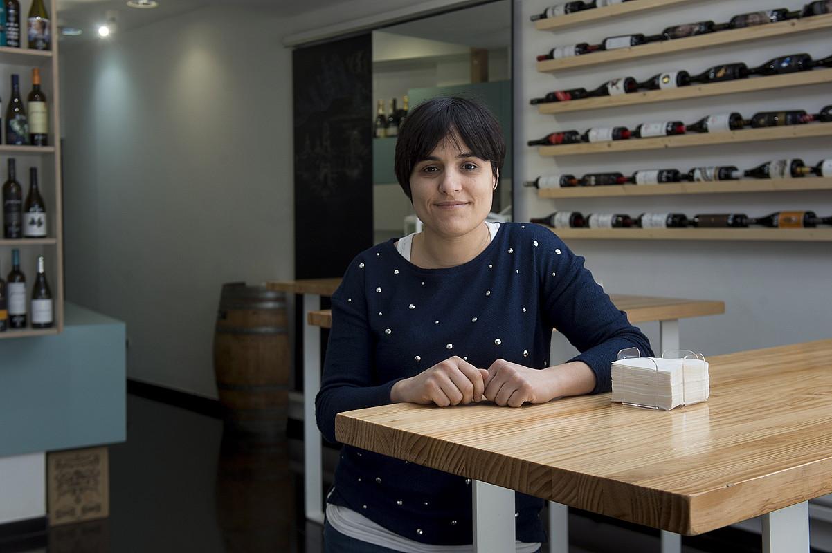 Joana Viela (Tutera, Nafarroa). ©IÑIGO URIZ / FOKU