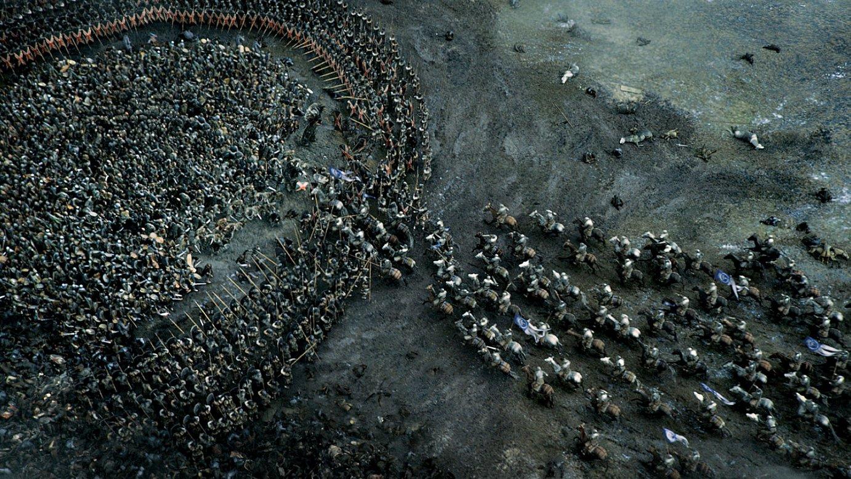 <em><b>Game of Thrones.</b></em><b> </b>25 egun behar izan zituzten <em>Battle of Bastards</em> kapituluko gudua grabatzeko.