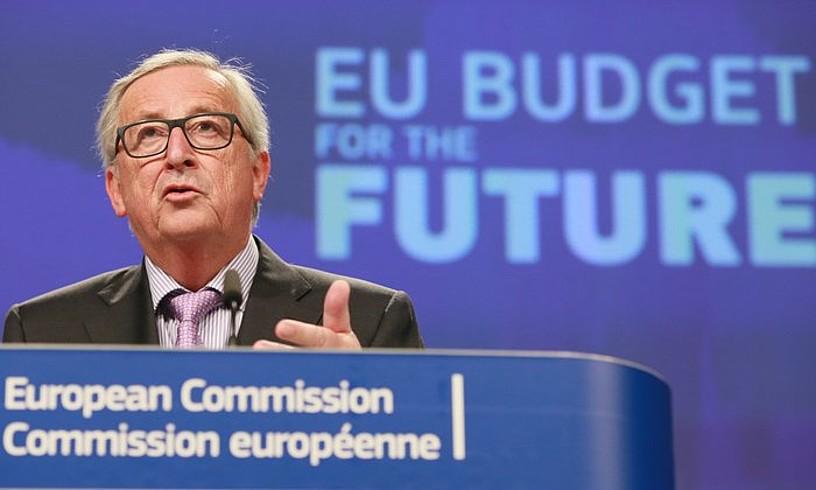 Jean Claude Juncker Europako Batzordeko presidentea, atzo, Bruselan. ©STEPHANIE LECOCQ / EFE