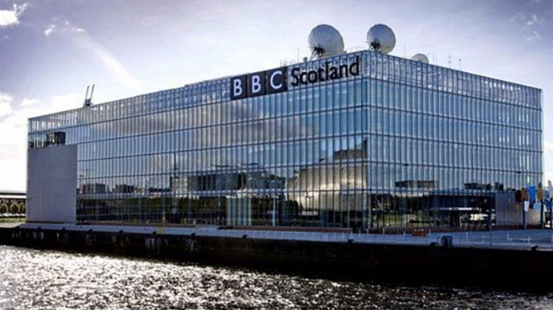 BBCren Glasgowko egoitzan 250 kazetarik egiten dute lan gaur egun. ©BERRIA