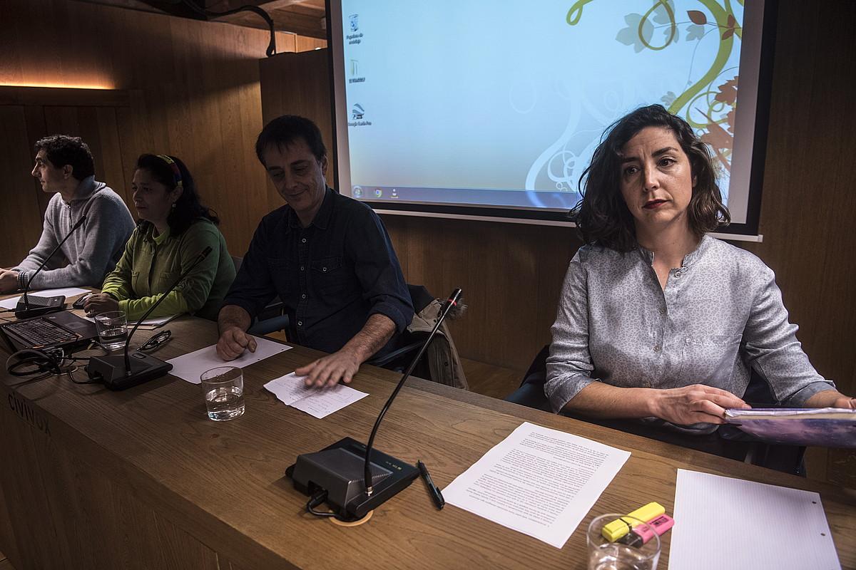Laura Perez. ©JAGOBA MANTEROLA / FOKU