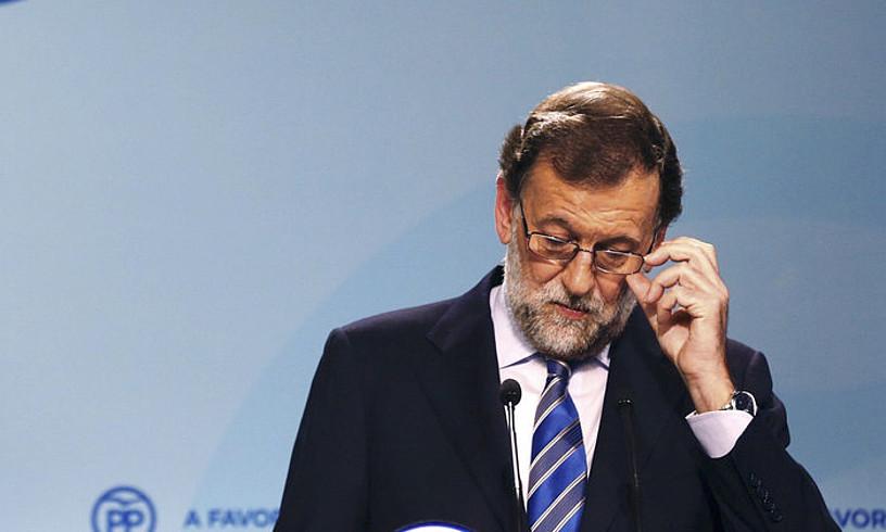 Espainiako presidente Mariano Rajoy, artxiboko irudi batean. ©J.P. GANDUL /EFE