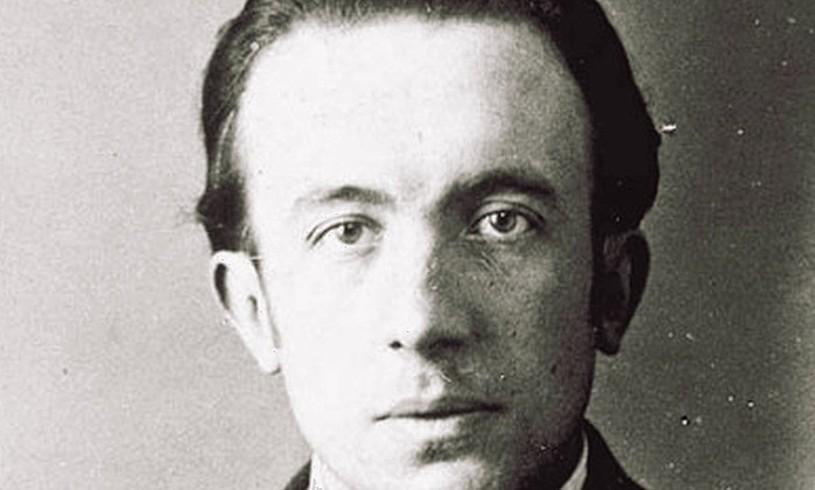 Paul Eluard poeta frantsesa (1895-1952). ©BERRIA