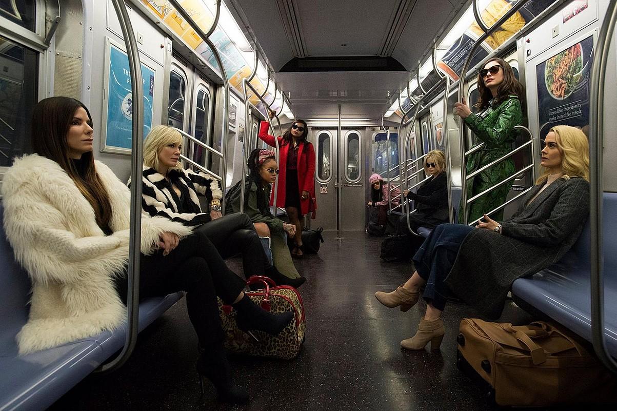 Besteak beste, Sandra Bullock aktorea dago emakume protagonisten artean.