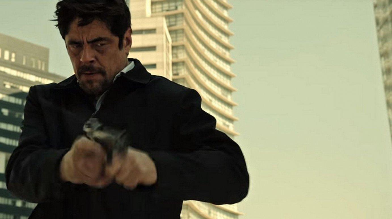 Benicio del Toro aktorea <em>Sicario</em>-ren bigarren zatian agertuko da, aurrenekoko pertsonaia bera jokatzen.