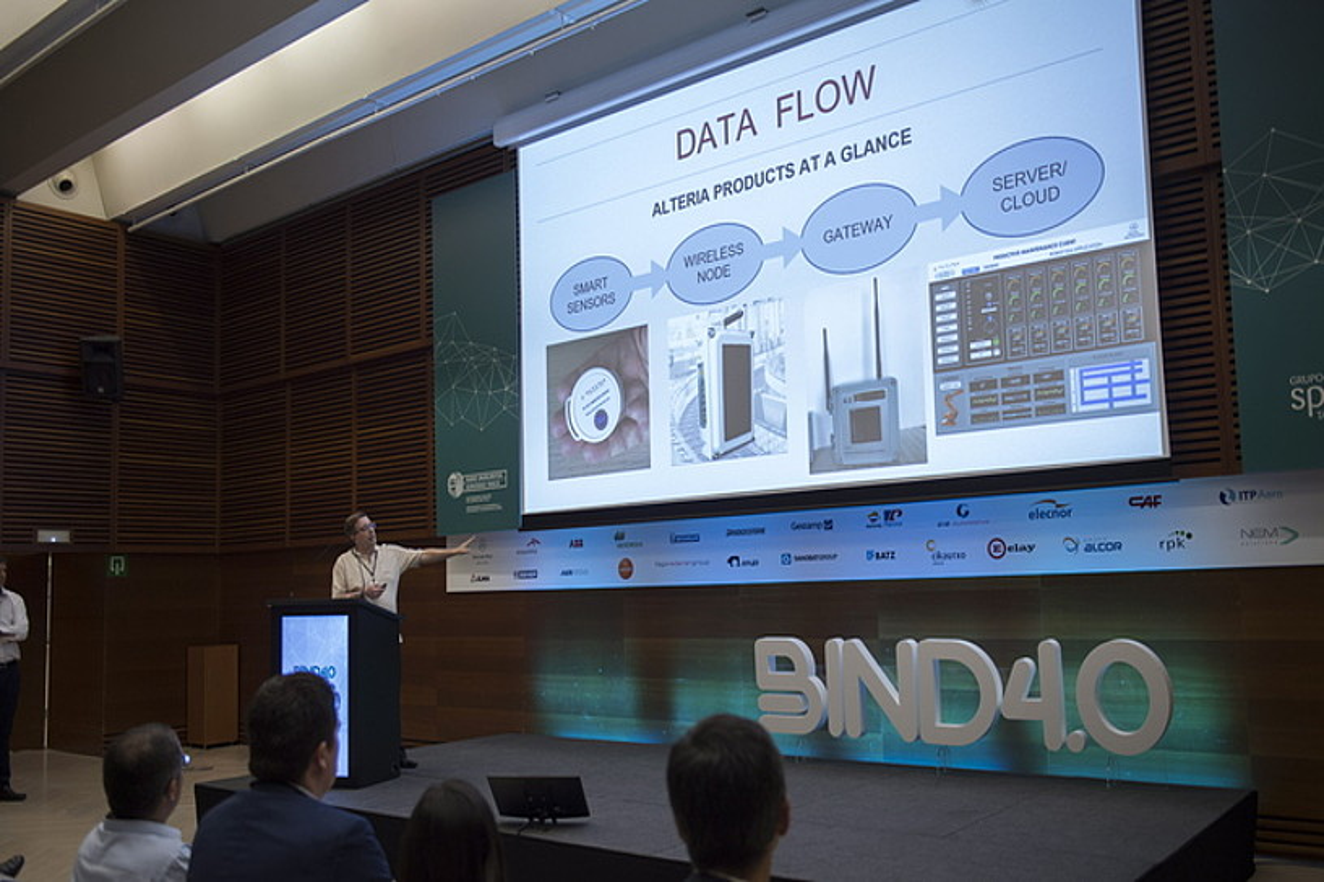 27 proiektu egin dira BIND 4.0 programaren bigarren edizioan. ©JUAN CARLOS RUIZ / FOKU