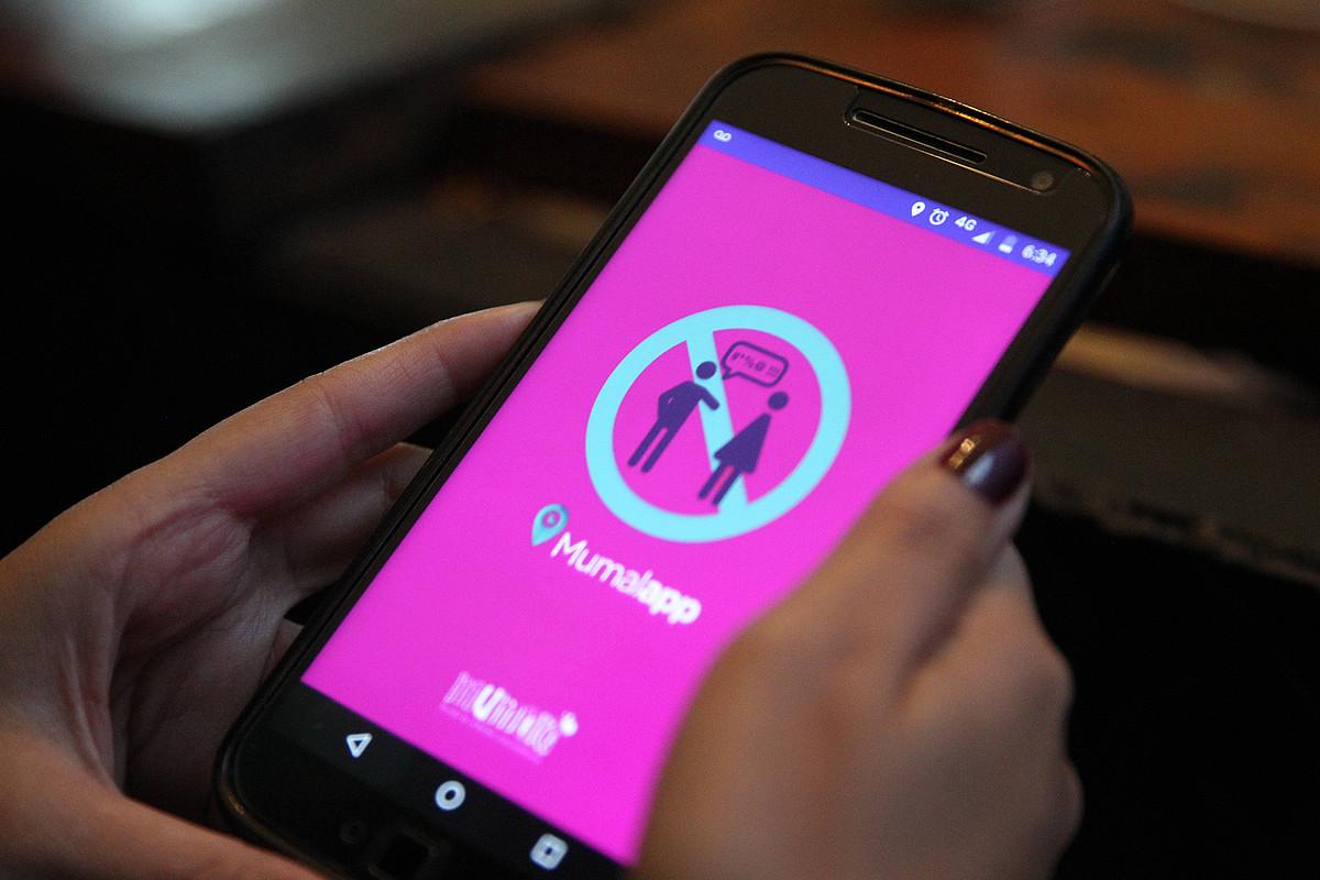 Nazioartean, leku gehiagotan darabiltzate halako <em>app</em>-ak; adibidez, Argentinan.