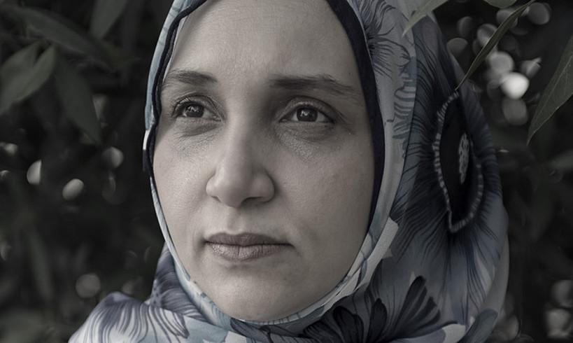 Leila Aboulela idazlea, artxiboko irudi batean. ©VAIDA V NAIRN
