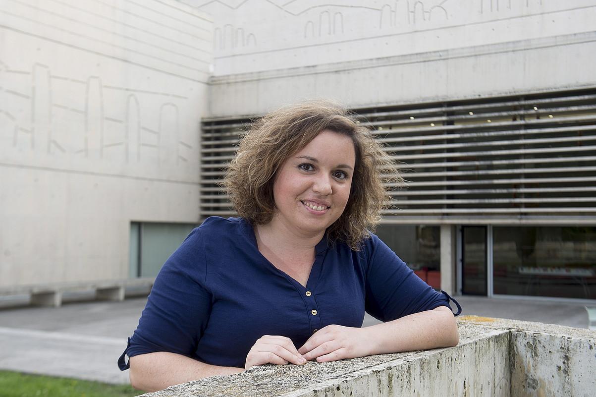 «Beti bilatzen da emakume kirolariaren atzean dagoen gizona»