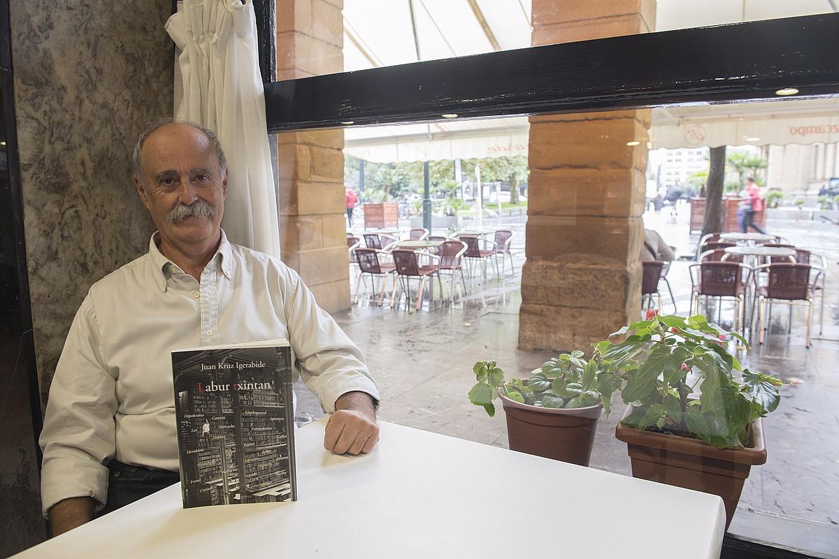 Juan Kruz Igerabide. ©J.C. RUIZ / FOKU