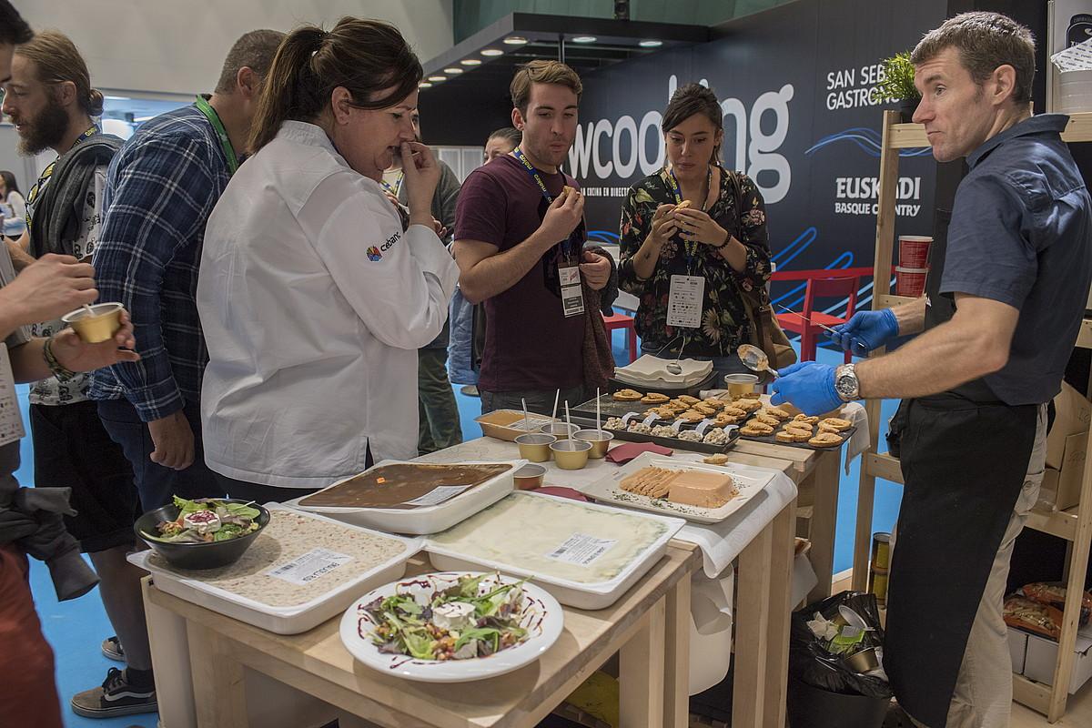 Alta, Jarduerak, Market eta Herrikoia espazioak izango ditu Gastronomikak. ©JUAN CARLOS RUIZ / FOKU