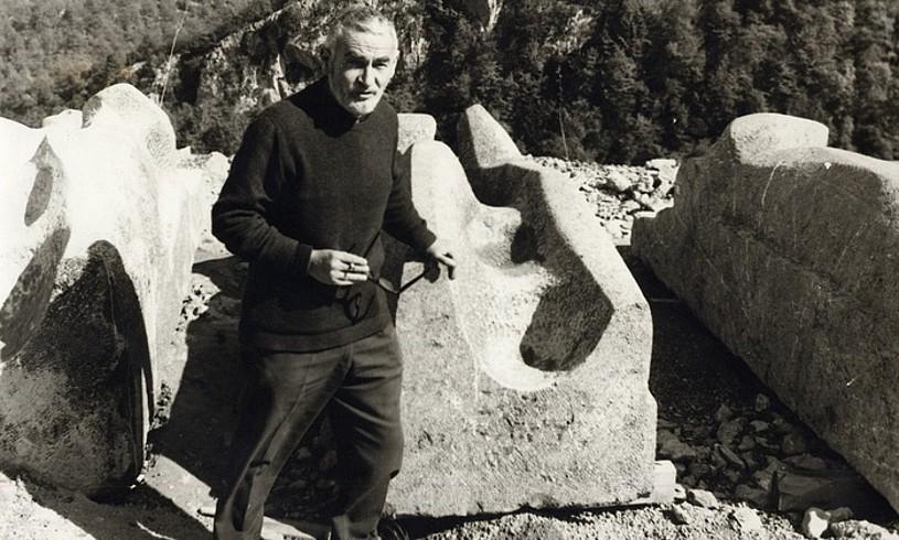 Jorge Oteiza.