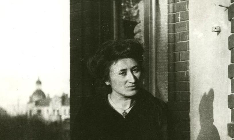 Heldu den urtarrilean beteko dira 100 urte Rosa Luxemburg hil zutenetik. ©BERRIA